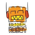 logo editorial robot_Mesa de trabajo 1